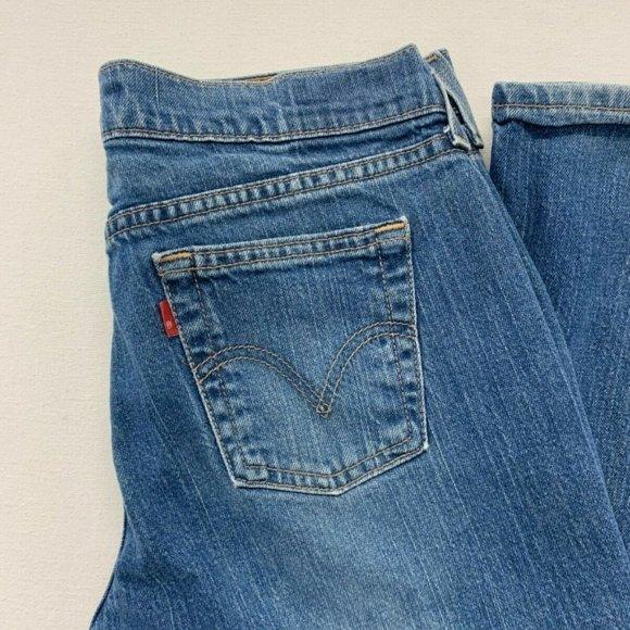 Levi's 515 Women's Size 29 Boot Cut Mid Rise Denim